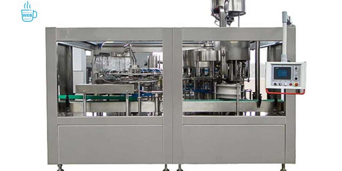 The Principle of Filling Machine Features