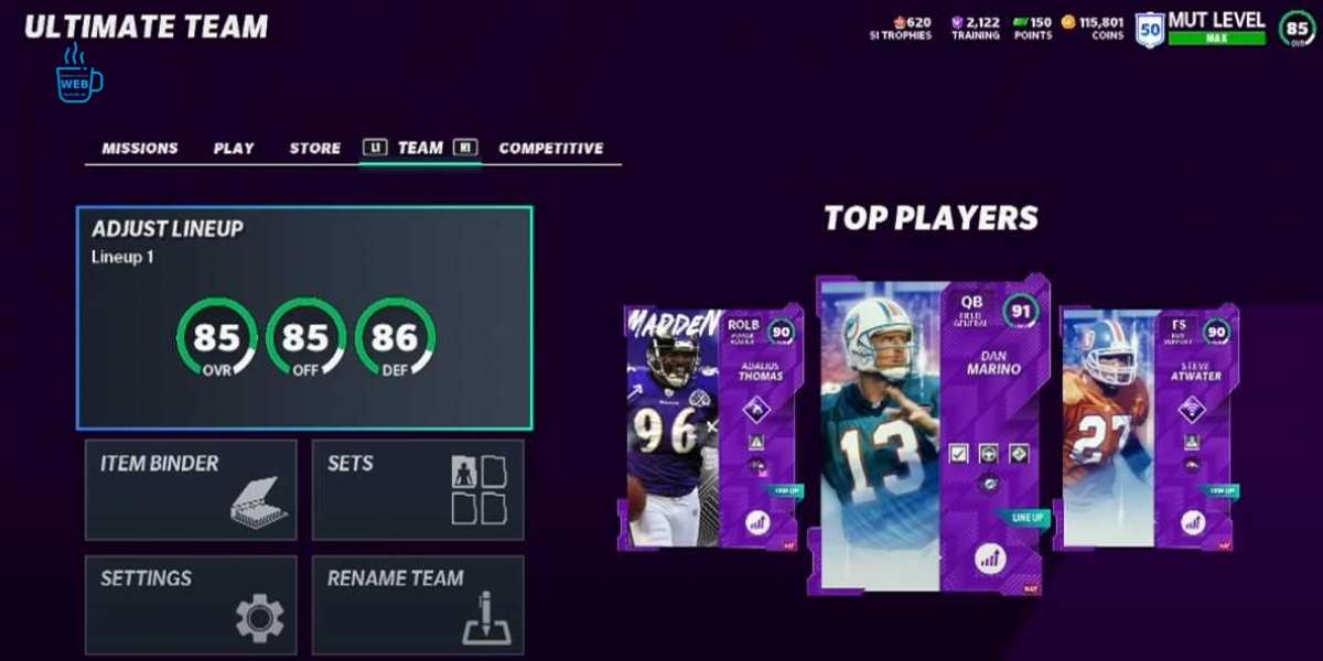 Fastest Way to Level Up in Madden 21 Ultimate Team