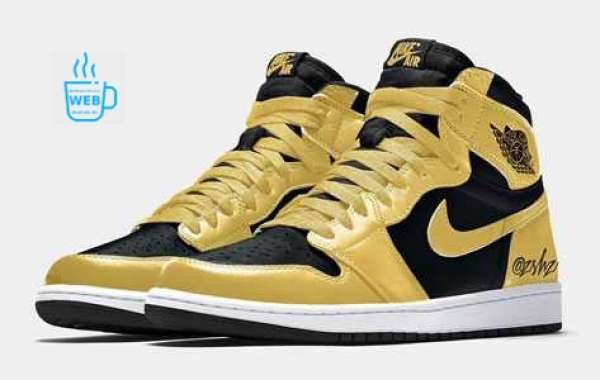 "Air Jordan 1 High OG ""Pollen"" Pollen/Black-White 555088-701 Released in 2021"