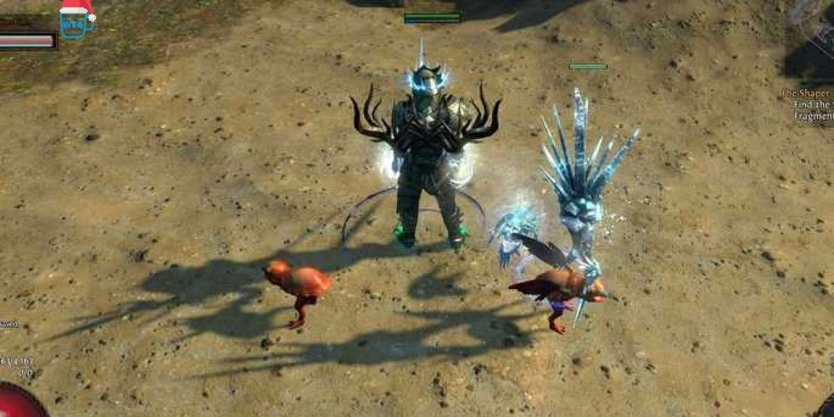 Path of Exile's trailer for the 3.13 expansion has been announced