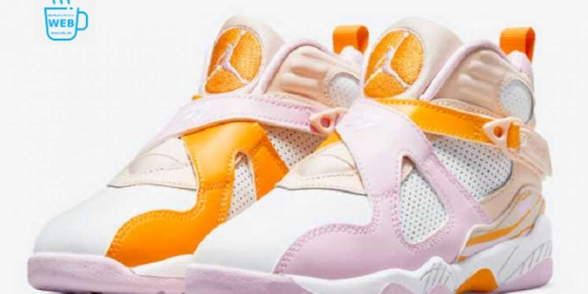 "Air Jordan 8 ""Arctic Punch"" 580529-816 Release Information"