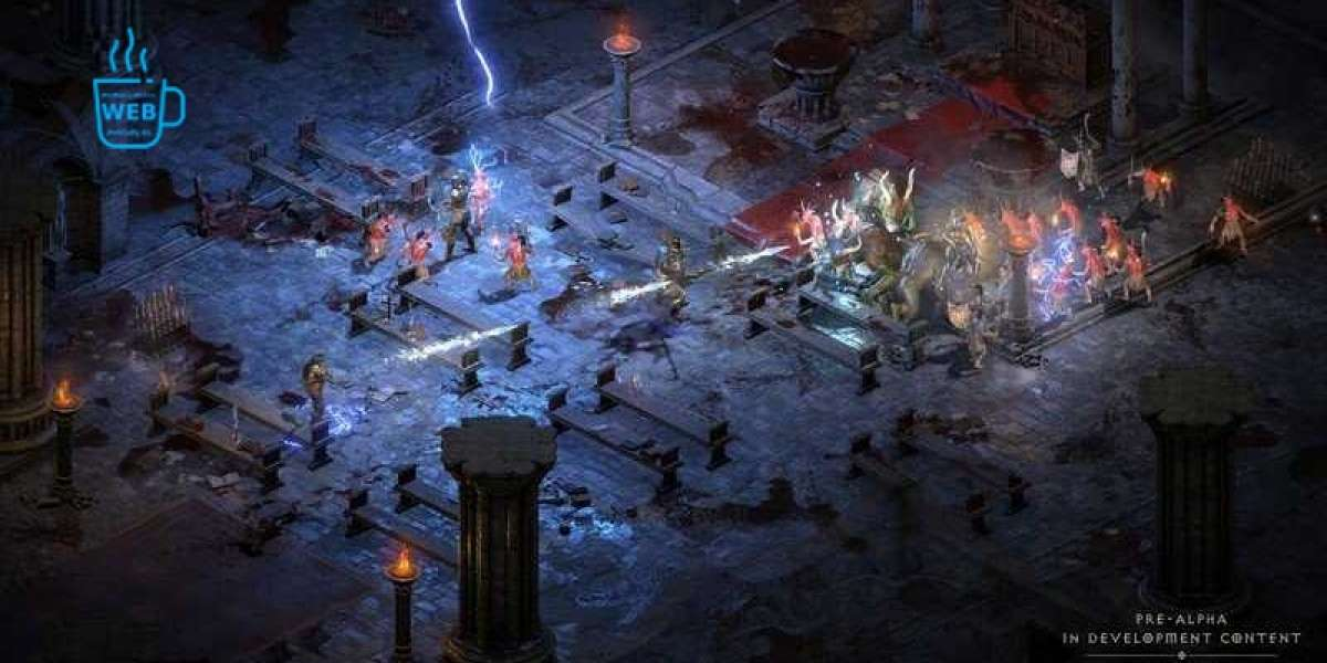 Diablo 2 Resurrected will make use of the PS5's DualSense features