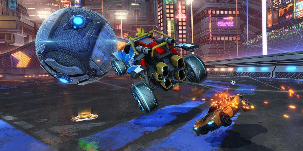 Rocket League Prices that can assist you with rehearsing ethereal shots